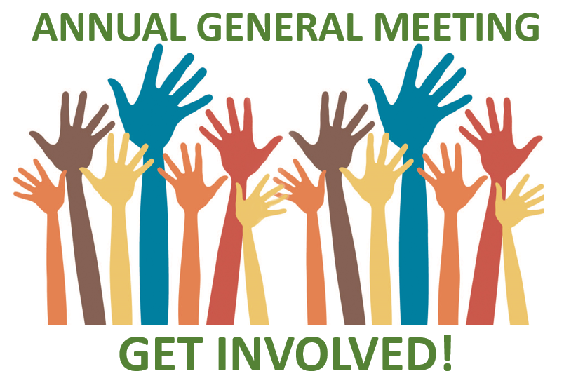 AGM and Presentation Event – Sun 30 May 2021